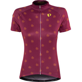 PEARL iZUMi Elite Escape LTD Jersey Dame lemon beet